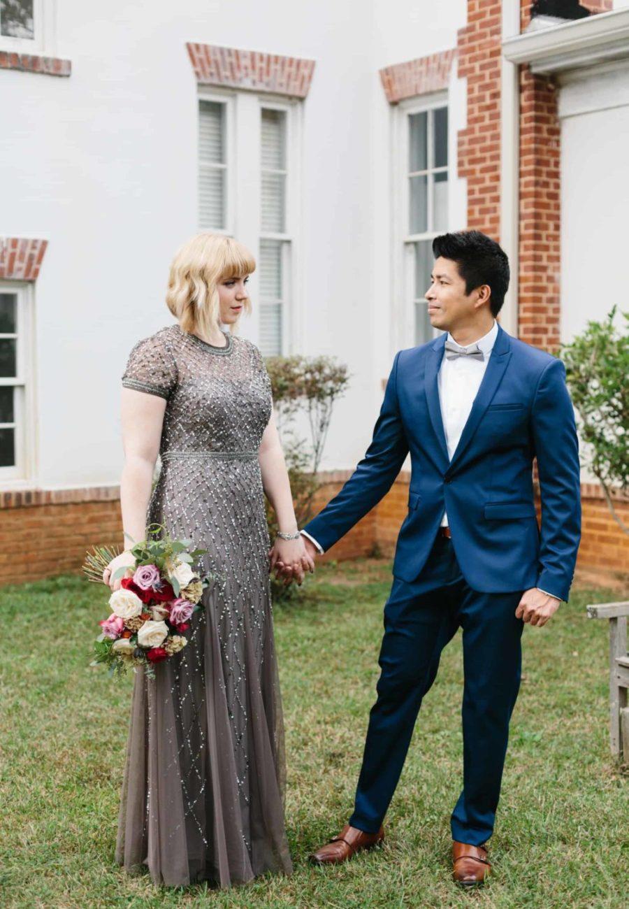 Solarium wedding venue in Decatur Georgia by Kate Lamb of Wild in Love Photo