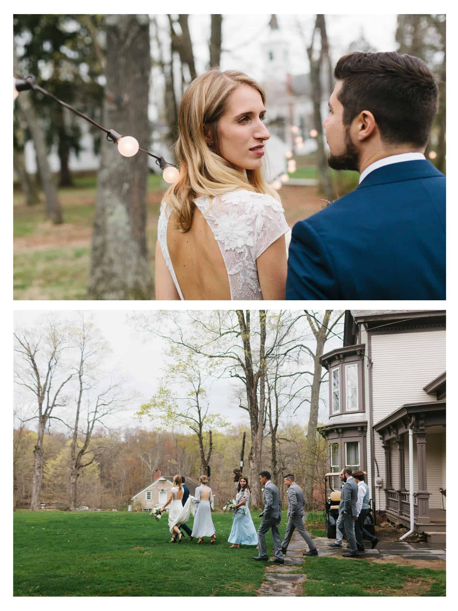 new jersey wedding party