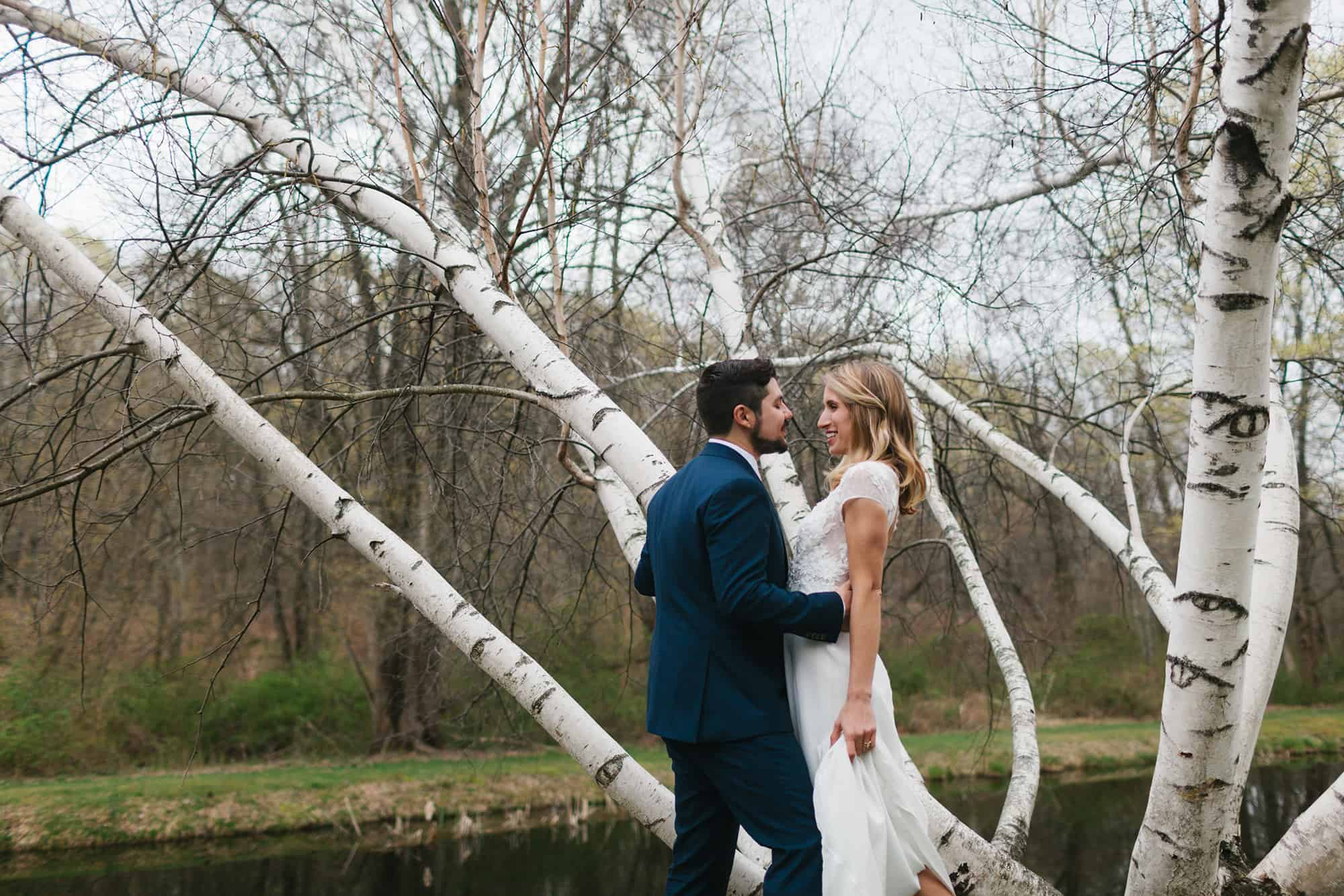 Waterloo Village wedding venue in New Jersey by Kate Lamb of Wild in Love Photo