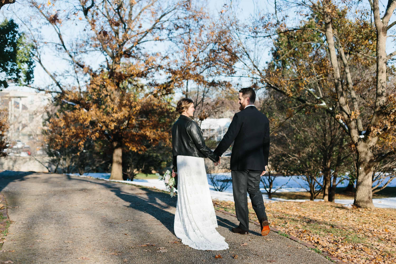 atlanta winter wedding