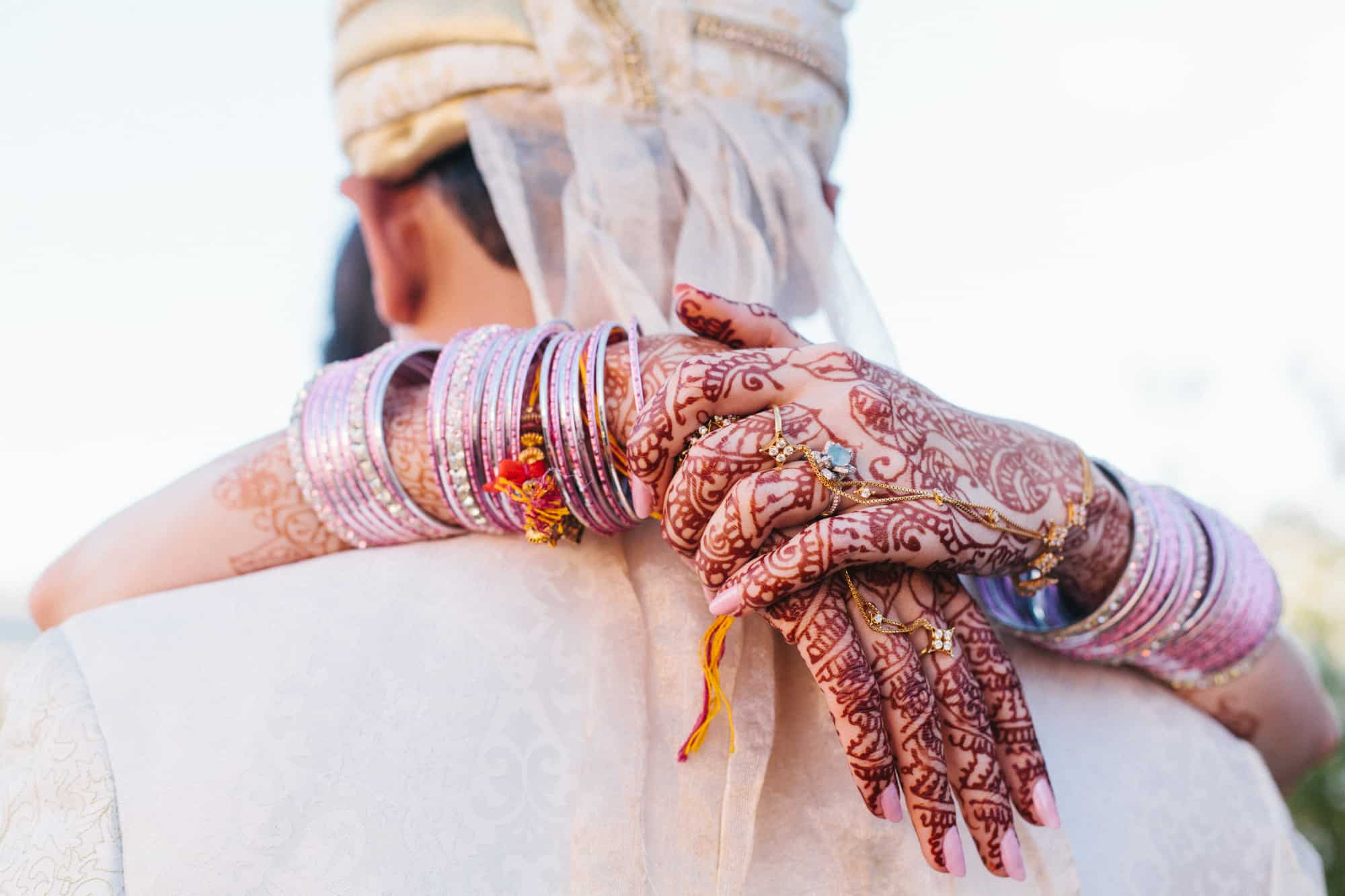 indian american california wedding