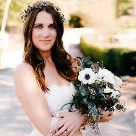 Nontraditional bride